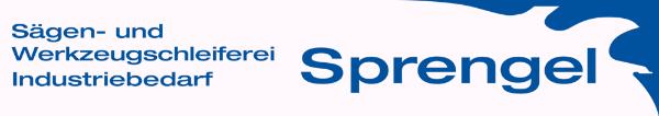 Sprengel GmbH - Sägen- und Werkzeugschleiferei
